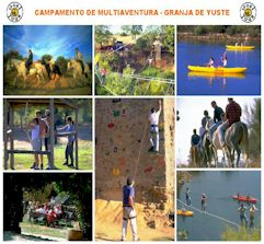 SUMMER CAMPS IN SPAIN SPORT AND ADVENTURE for childrens 5 to